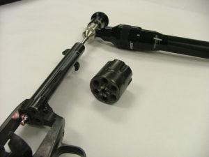 Gunshot Residue Testing
